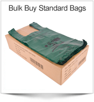 Poo Bags Direct - Bulk Standard Biodegradable Poo Bags
