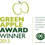 Green Apple Goody Bag 02 CURVES